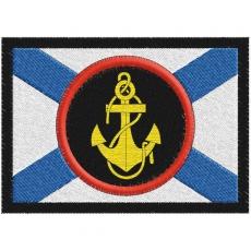 Нашивка Морская пехота фото