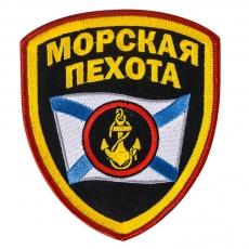 Нашивка Морской пехоты России фото