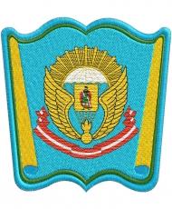 Нашивка Рязанского воздушно-десантного училища фото
