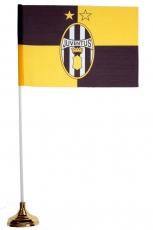 Настольный флажок «FC Juventus» (Ювентус) фото