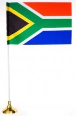Настольный флажок Южно-Африканской Республики фото