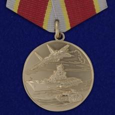 Общественная медаль «Защитнику Отечества» фото