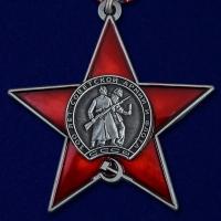 Орден 100 лет Советской армиии флоту на колодке