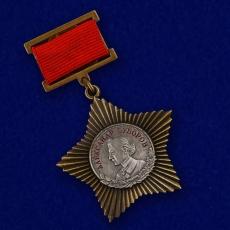 Орден Суворова II степени (на колодке) фото