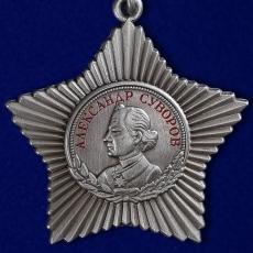 Орден Суворова III степени фото