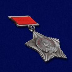 Орден Суворова III степени (на колодке) фото