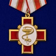 """Орден """"За заслуги в медицине"""" на колодке фото"""