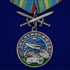 """Памятная медаль """"За службу в ВДВ"""" фото"""