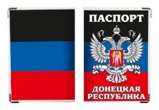 """Обложка для паспорта """"Донецкая Республика"""" фото"""