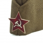 Советская пилотка на 9 мая со звездой фотография
