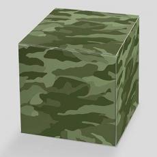 Подарочная коробка для кружки Камуфляж фото