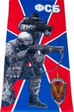 """Полотенце """"ФСБ"""" фото"""