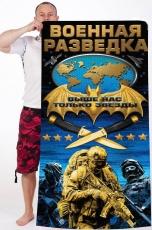 """Сувенирное полотенце """"Военная Разведка"""" фото"""
