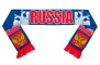Шелковый шарф с гербом России