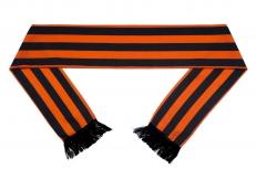 Шелковый Георгиевский шарф фото
