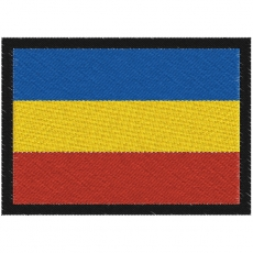 Шеврон Казачий флаг фото