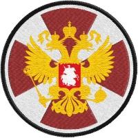 Шеврон Внутренние войска