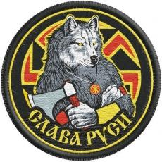 Шеврон Волк Коловрат фото