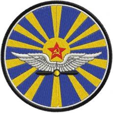 Шеврон ВВС СССР фото