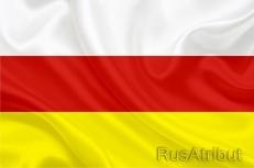 Флаг Южной Осетии фото