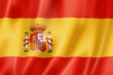 Флажок на палочке «Флаг Испании» фото