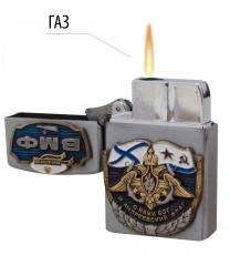 """Газовая зажигалка """"За ВМФ!""""  фото"""