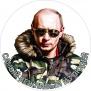 """Наклейка """"Путин"""" """"Самый Вежливый из людей"""""""