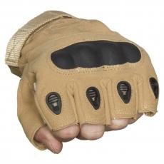 Тактические беспалые перчатки №2 фото