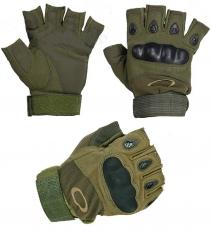 Тактические кевларовые перчатки Окли фото
