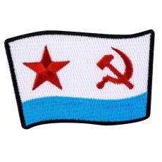 Термоклеевая нашивка ВМФ СССР фото