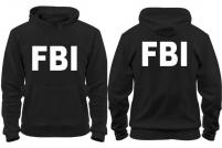 """Толстовка """"FBI"""""""