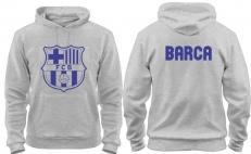 "Толстовка с капюшоном ""FC Barselona"" (ФК Барселона) фото"
