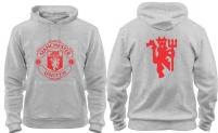 "Толстовка с капюшоном ""FC Manchester United"" (Манчестер Юнайтед)"