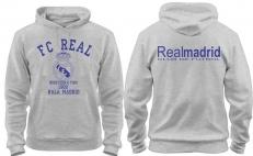 """Толстовка с капюшоном """"FC Real Madrid"""" (Реал Мадрид) фото"""