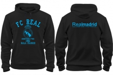 "Толстовка ""FC Real Madrid"" (ФК Реал Мадрид) фото"