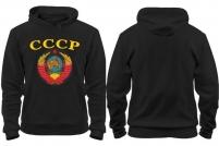 Толстовка СССР вышивка