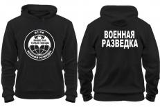 """Толстовка """"Военная Разведка"""" фото"""
