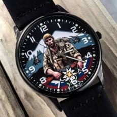 """Военные командирские часы """"Служба в горах"""" фото"""