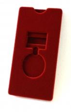 Вставка для планшета «Моя коллекция» под медаль с прямоугольной колодкой фото