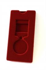 Вставка для планшета «Моя коллекция» универсальная под медаль с прямоугольной колодкой фото