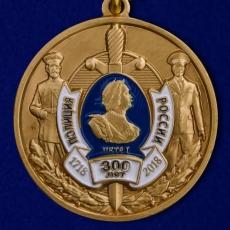 """Юбилейная медаль """"300 лет полиции России"""" фото"""