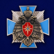 Крест МЧС России фото