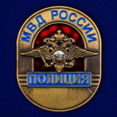 Жетон металлический «Полиция МВД России» фото