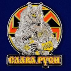 """Жетон """"Слава Руси"""" фото"""