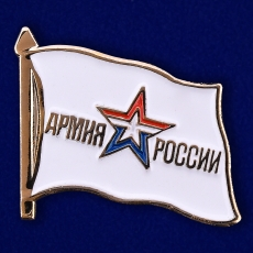 Значок Армия России фото