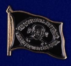 "Значок ""Флаг генерала Бакланова"" фото"