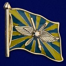 Значок ВКС России фото