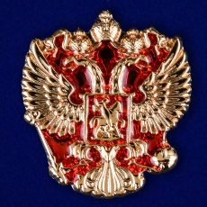 """Значок """"Герб России"""" фото"""