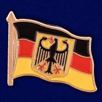 """Значок """"Германия с орлом"""""""