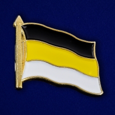 Значок Имперский флаг фото